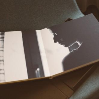 30 x 30 Ederra Wedding Book in Presentation Box